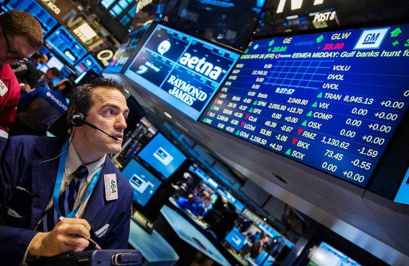 الأسهم الأمريكية تفتتح على خسائر طفيفة بعد تغريدة ترامب