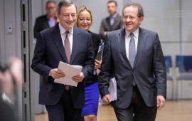 المركزي الأوروبي يلعب لعبة الإنتظار قبل إتخاذ الخطوة المقبلة