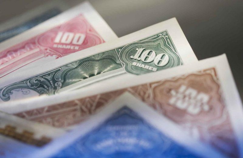 عوائد سندات الخزانة الأمريكية يهبط دون 2.1% لأول مرة منذ 2017