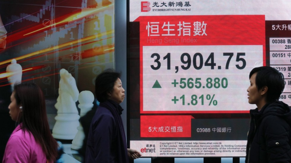 الأسهم الصينية تغلق أخر جلسات الأسبوع عند أعلى مستوى في عامين
