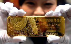 الذهب يتجه لاختبار مستوى 1600 دولار !