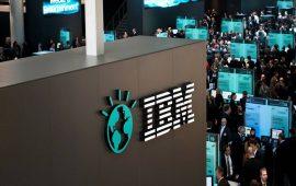 شركة IBM الأمريكية تتكبد خسائر بنحو 1.1 مليار دولار خلال الربع الرابع من 2017