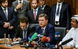 نوفاك يتعهد بعدم انسحاب روسيا من إتفاقية أوبك