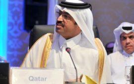 وزير الطاقة القطري يتوقع أن يستعيد سوق النفط توازنه خلال الربع الثالث من 2018