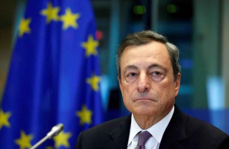 المركزي الأوروبي يعبر عن مخاوفه بشأن الحرب التجارية وتأثيرها على قوة اليورو