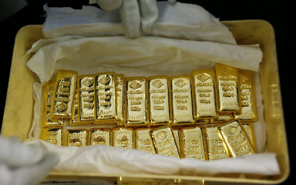 أسعار الذهب ترتفع فوق 1225 دولار رغم تكهنات رفع أسعار الفائدة الأمريكية