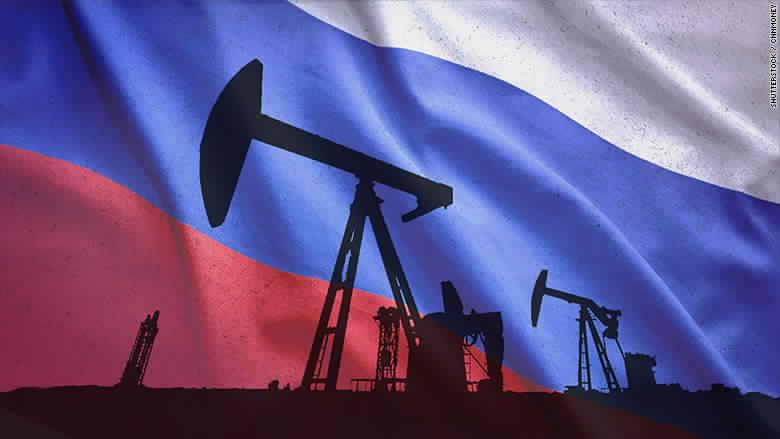 إنتاج النفط الروسي يرتفع لأعلى مستوى في 11 شهرا خلال مارس
