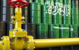 صادرات النفط السعودية تواصل الهبوط والمخزونات تعاود الارتفاع خلال فبراير