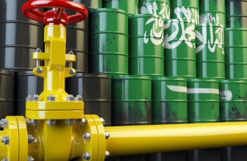السعودية تضخ 9.782 مليون برميل يوميا من النفط خلال شهر يونيو
