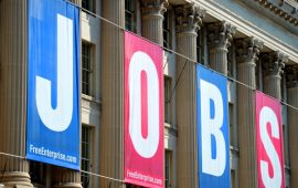 الشكاوي من البطالة الأمريكية تسجل تراجعا قياسيا إلى 207  ألف طلب الأسبوع الماضي