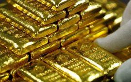 أسعار الذهب اليوم تعزز مكاسبها وتصعد فوق 1344 دولار
