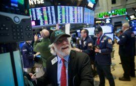 الأسهم الأمريكية تفتتح على ارتفاع طفيف إثر صدور نتائج أعمال إيجابية