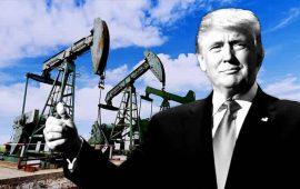 أسعار النفط تتحول للهبوط بعد تغريدة ترامب بشأن ارتفاع سعر الخام