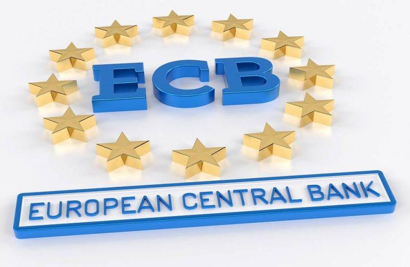 محضر المركزي الأوروبي يحذر من المخاطر العالمية التي تهدد إقتصاد منطقة اليورو