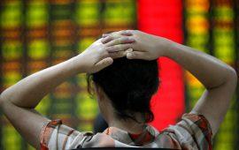 مخاوف الحرب التجارية تضرب الأسواق العالمية مع تباطؤ النمو الإقتصادي الصيني