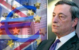 دراغي يصرح بأن منطقة اليورو تحتاج إلى أداة مالية مشتركة لمواجهة الأزمات الإقتصادية