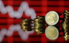 اليورو يتحول للهبوط مقابل الدولار مع تباطؤ النشاط الإقتصادي في منطقة اليورو خلال الربع الثاني