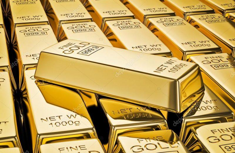 المعدن الأصفر يهبط دون مستوى 1300 دولار مع تعافي بعض أسواق الأسهم العالمية