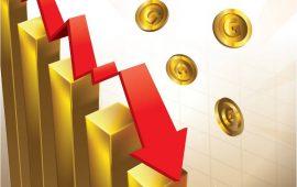 أسعار الذهب تعمق خسائرها وتهبط دون حاجز 1300 دولار