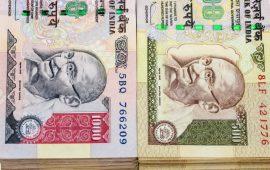البنك المركزي الهندي يتدخل لوقف هبوط العملة المحلية