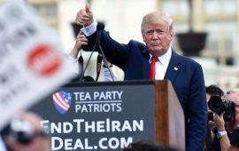 ترامب يعلن انسحاب الولايات المتحدة من الإتفاق النووي الإيراني