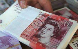 الاسترليني ينخفض دون 1.30 دولار إثر تراجع مبيعات التجزئة البريطانية