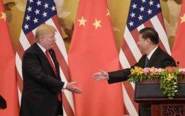 الولايات المتحدة تطالب الصين بخفض الفائض التجاري وإلغاء الدعم الحكومي