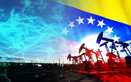 خام برنت يرتفع مقتربا من 80 دولار وسط مخاوف من تقلص انتاج النفط الفنزويلي