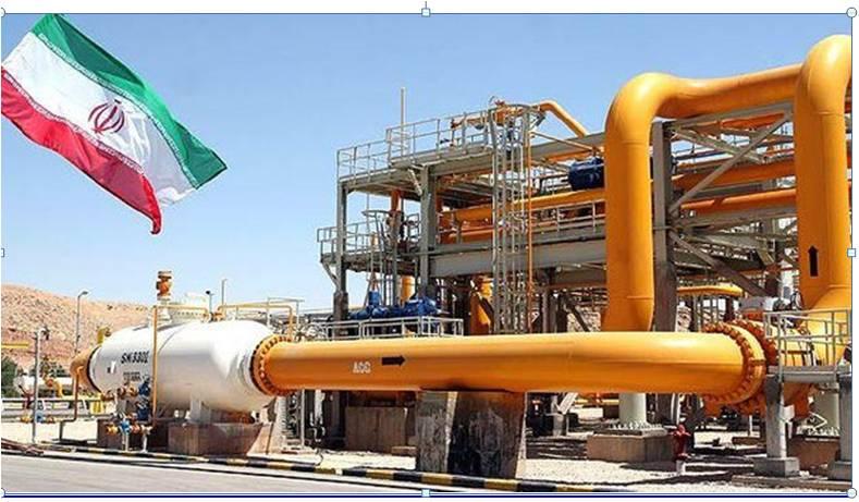 الولايات المتحدة تطالب بوقف إستيراد النفط الإيراني بسبب فرض العقوبات