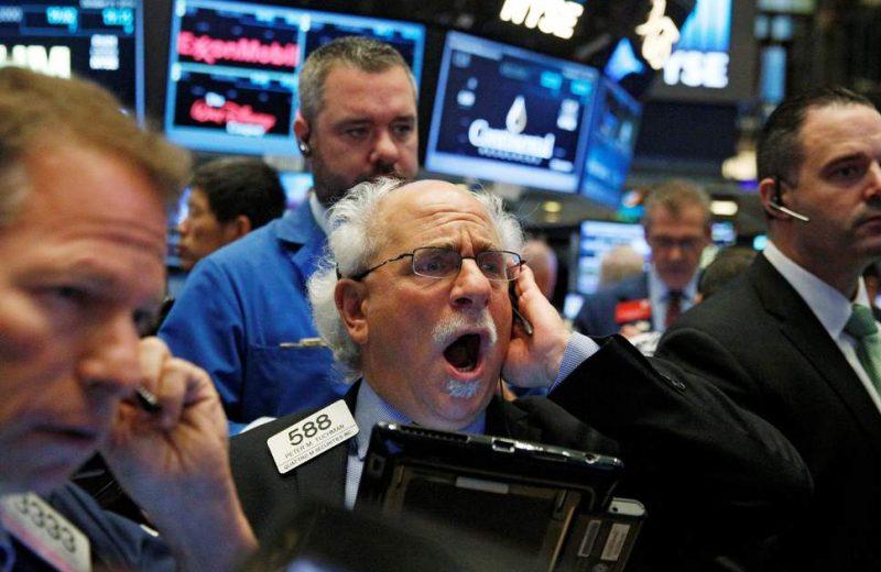 تراجع الأسهم الأمريكية بعد صدور نتائج مخيبة للشركات