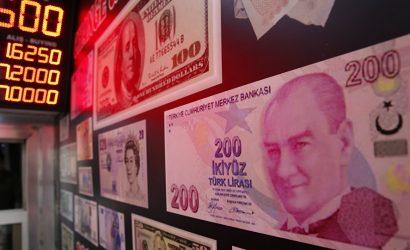 الليرة التركية تواصل الهبوط مع تسارع التضخم في تركيا بأقل من التوقعات خلال نوفمبر