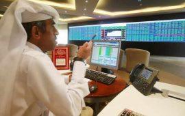 مؤشر بورصة قطر يواصل مكاسبه للجلسة الثالثة ويخترق حاجز  الـ 10.000 نقطة