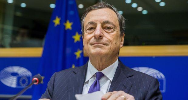 محضر المركزي الأوروبي يناقش التحفيز النقدي ويدفع اليورو للهبوط