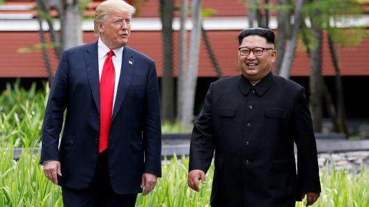 الأسهم الآسيوية ترتفع في انتظار لقاء ترامب بزعيم كوريا الشمالية