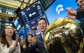 بورصة وول ستريت تواصل ارتفاعها القياسي ومؤشر داوجونز يتجه لتسجيل أكبر مكاسب أسبوعية منذ يوليو