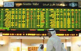 سوق أبوظبي المالي يحقق مكاسب يومية بنحو 109 مليون درهم