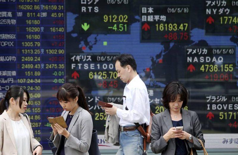 الأسواق الآسيوية منخفضة مع تجدد التوترات التجارية بين الصين والولايات المتحدة