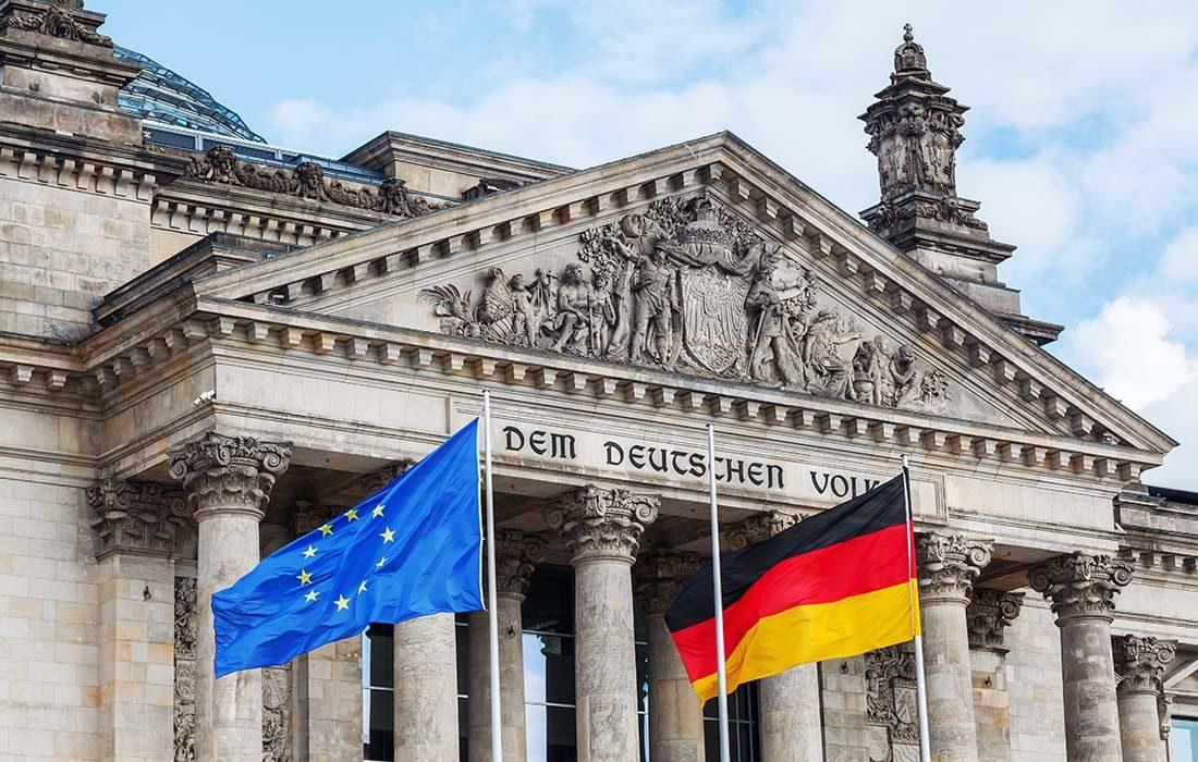 اليورو ينخفض مع تراجع ثقة المستثمرين في الاقتصاد الألماني