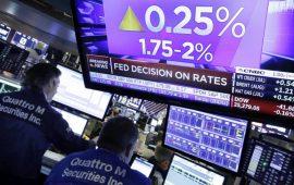 الفيدرالي الأمريكي يبقي أسعار الفائدة دون تغيير عند مستوياتها الحالية خلال شهر نوفمبر