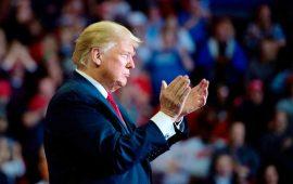 ترامب يسخر من فشل المرشحين الجمهوريين ويبدي استعداده للعمل مع الديمقراطيين