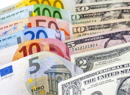 أسعار العملات اليوم : الدولار يواصل ارتفاعه مقابل الاسترليني واليورو