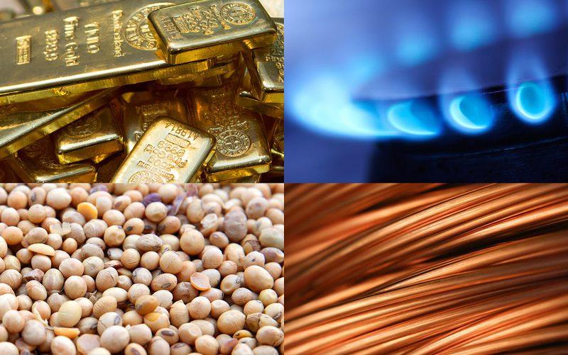هذا ما قد يخبئه عام 2019 للسلع مثل الذهب والغاز الطبيعي