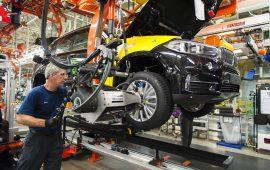 النشاط الغير صناعي الأمريكي ينخفض إلى 56.7 نقطة في يناير