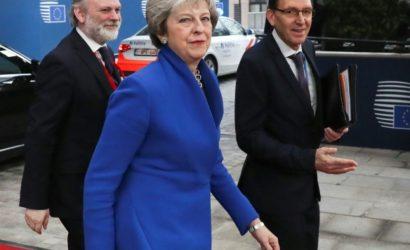 تيريزا ماي تحدد شهر يونيو موعدا للتصويت البرلماني على البريكست