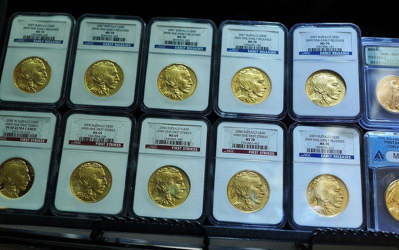 الذهب يرتفع بعد أن سجل أكبر هبوط يومي في أسبوعين