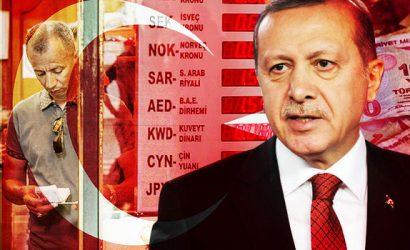 أردوغان يدعو الشركات لخفض أرباحها بسبب تدهور الإقتصاد التركي