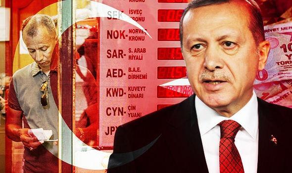 هل تهدد توجهات أردوغان مصداقية البنك المركزي التركي ؟
