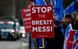 وكالة فيتش تحذر بريطانيا من إمكانية خفض تصنيفها الإئتماني