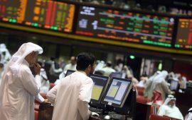 مؤشر دبي المالي ينهي تعاملات اليوم منخفضا بنحو 0.5% عند 2499 نقطة