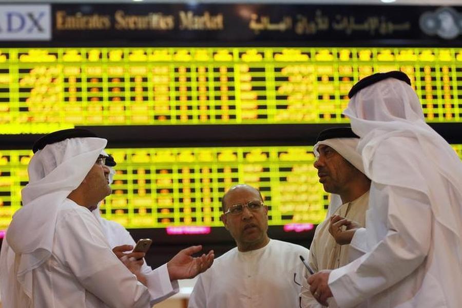 سهم أملاك للتمويل يتصدر ارتفاعات سوق دبي المالي